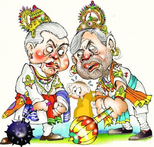 Nitish Kumar Lalu Prasad Yadav