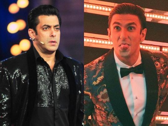 I Would LOVE To Host Bigg Boss: Ranveer Singh - Indiatimes.com