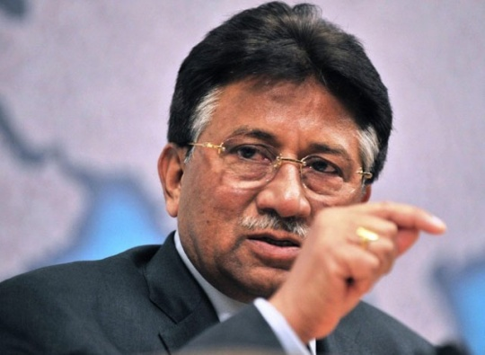 Pervez Musharraf to Face Treason Trial Today | Asia | www.