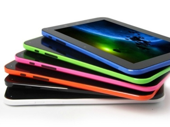 Tablet Sales Up 50% in 2013, iPad Share Falls