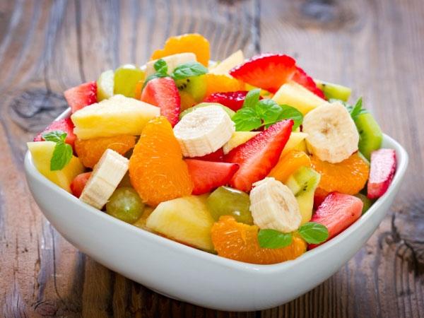Healthy Salad Recipe: Lebanese Fresh Fruit Salad