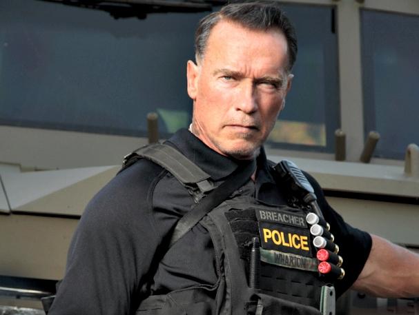 'Sabotage' Haircut Was Pitiful: Arnold Schwarzenegger  'Sabotage&#...
