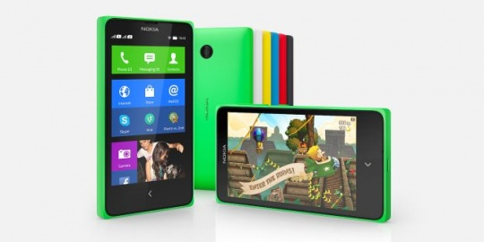 Nokia X