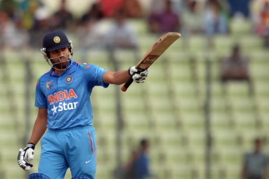 Rohit Sharma India vs Pakistan Match