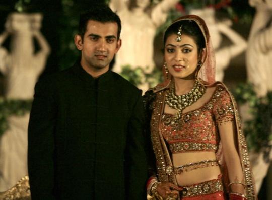 Gautam Gambhir Blessed With A Baby Girl - Indiatimes.com
