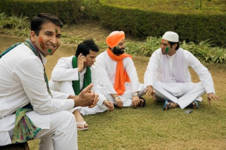 Hindu Muslim Holi