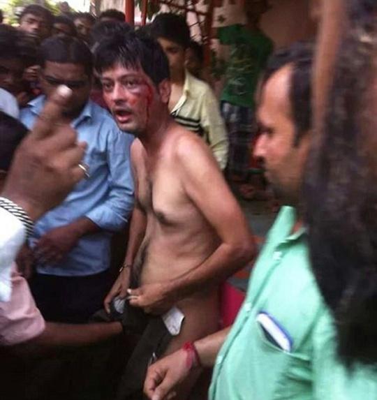 Rajasthan Lynch Mob