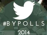 Bypolls 2014 on Twitter