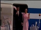 Xi lands in India