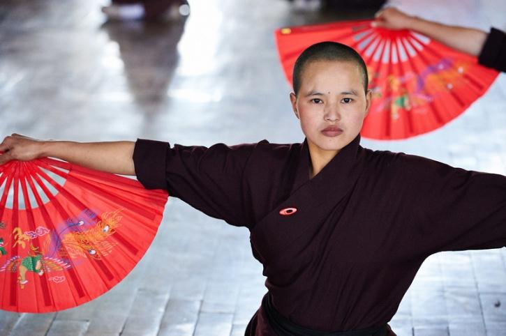 nuns kung fu