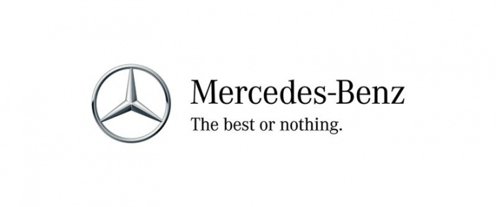 13 hidden meanings behind the world 39 s most famous logos for Tri star mercedes benz st louis