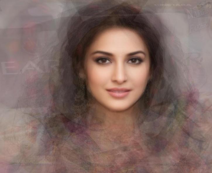 Avergae Bollywood Woman