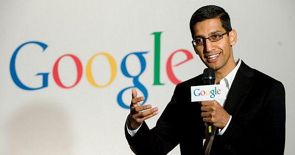 Image result for Google's India-born CEO Sundar Pichai