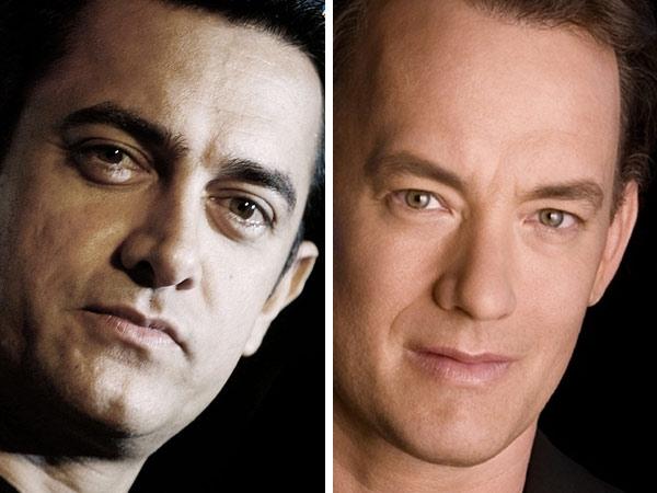 Aamir Khan Tom Hanks