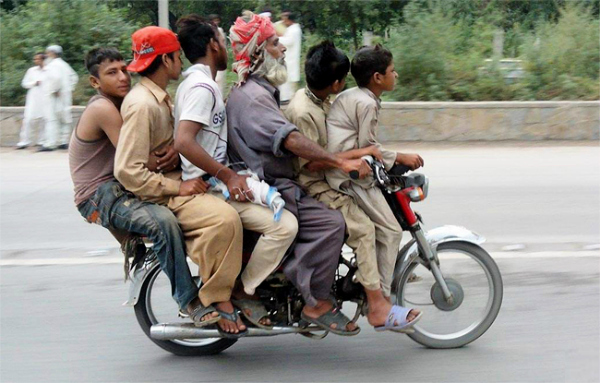 Pillion-Riding Prohibited During Republic Day - Indiatimes.com