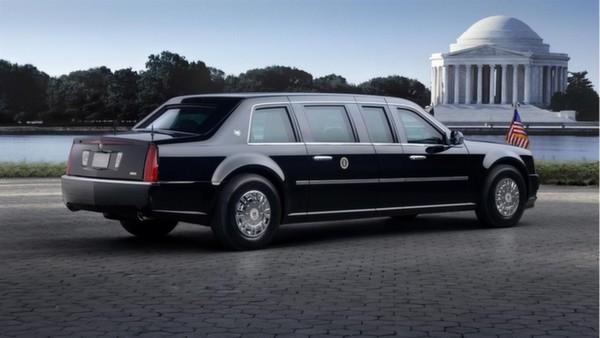 obama car