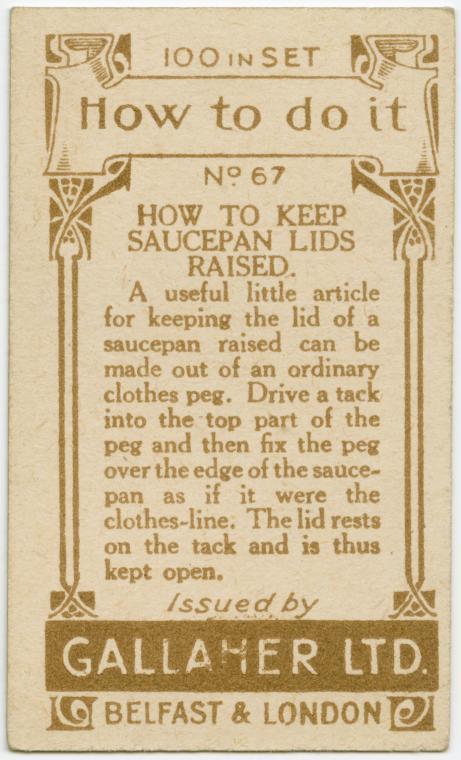 How To Keep Saucepan Lid Raised
