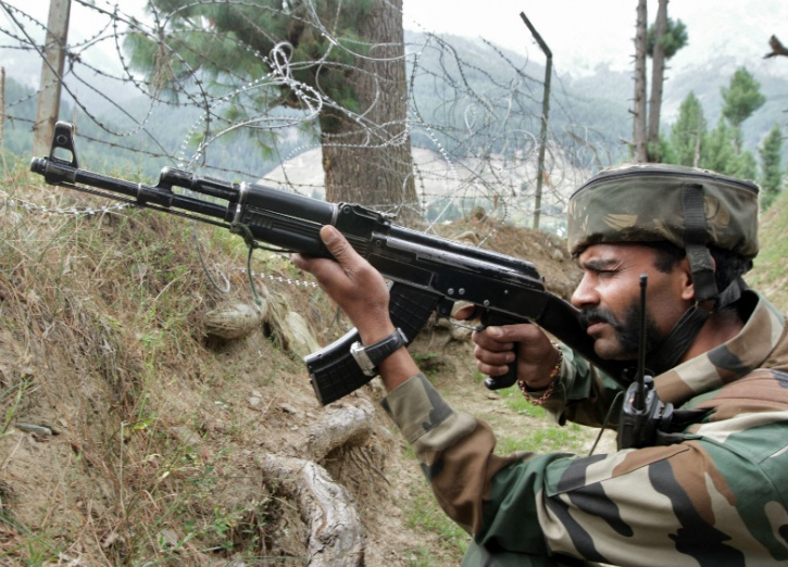 Image result for battle between indian army and terrorist