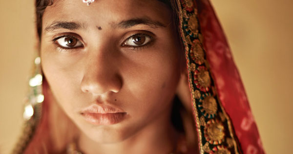 girl child bride india