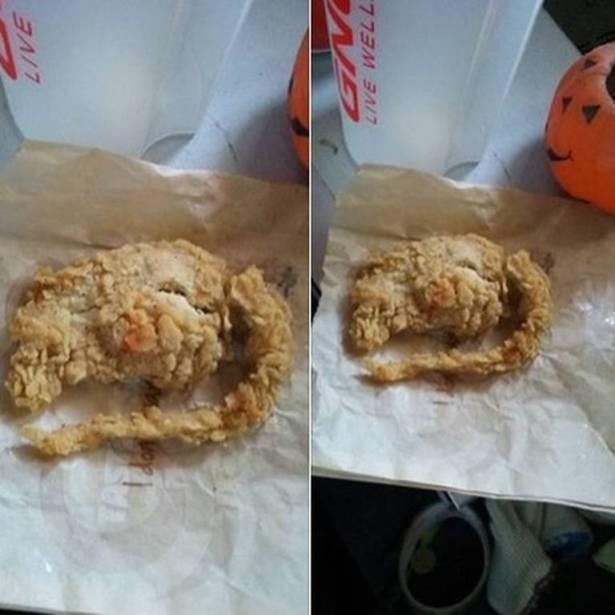 Fried Rat