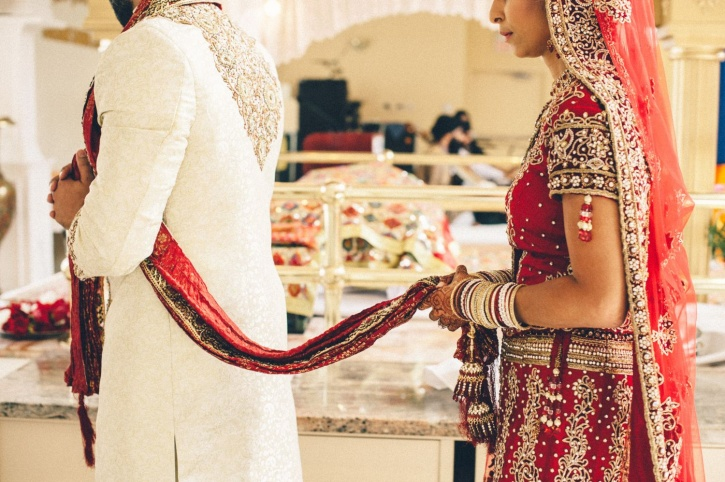 an essay about indians wedding