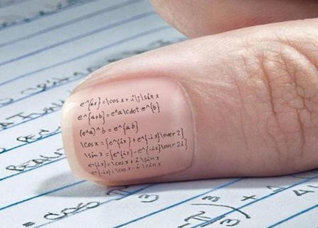 Exam writing technique?
