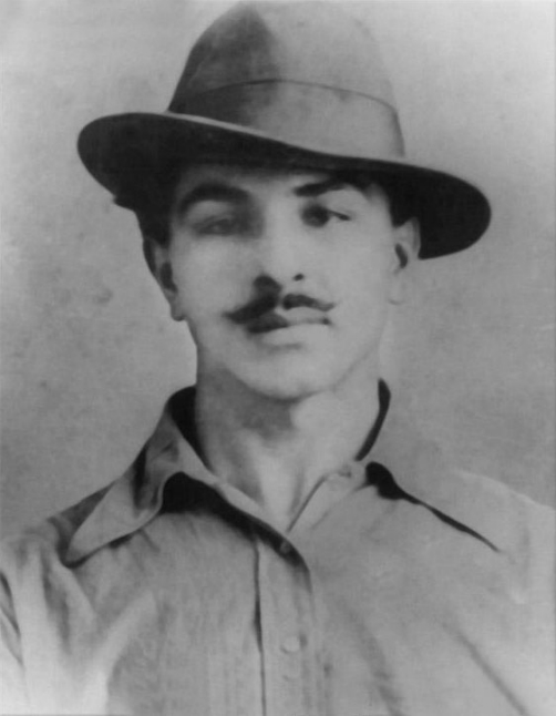 Image result for bhagat singh original photo