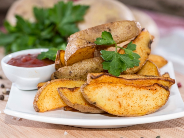 Alluring baked potato orgasm someone