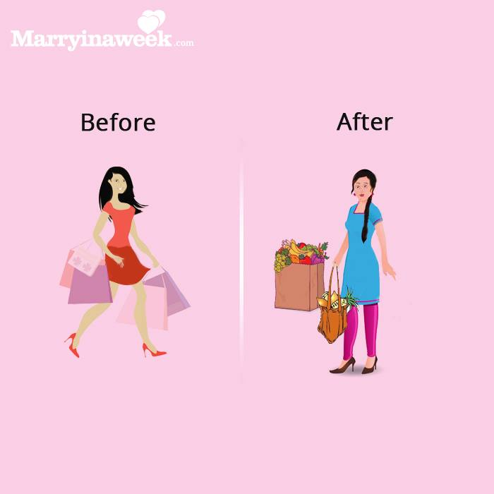 10 Ways An Indian Woman Is Expected To Change After Marriage Tamil