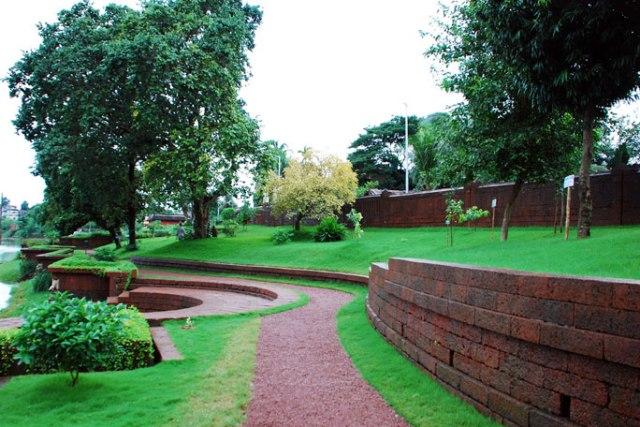 ekamravan garden