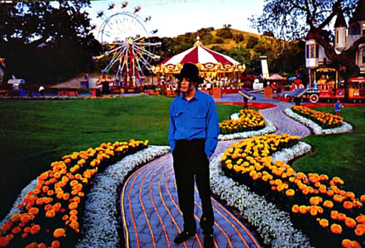 Neverland Michael Jackson
