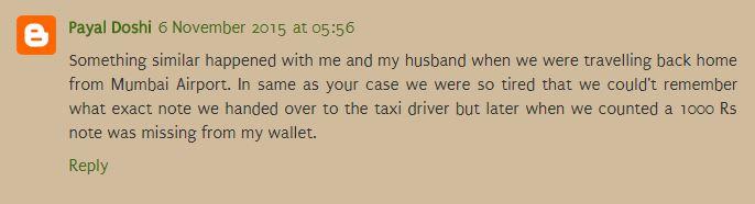 Dadar station taxi scam