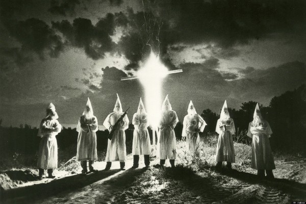 The Ku Klux Klan opens its door to Jews, black people and homosexuals