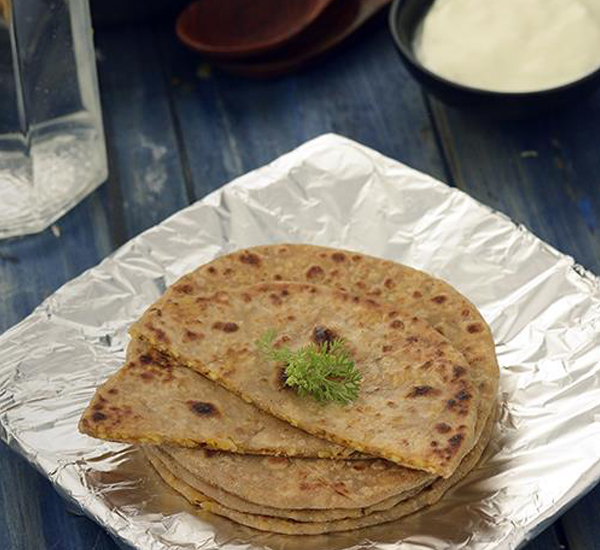 Healthy Paratha Recipes