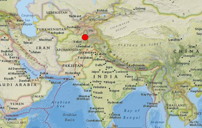 Hindu Kush Mountain Range Location Pamirs Location ...
