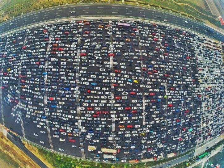 Beijing Traffic