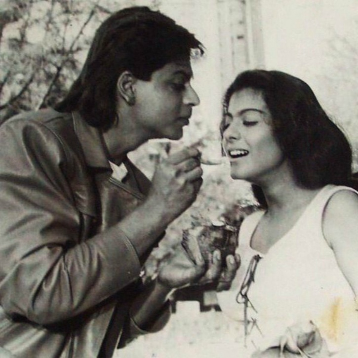 These 9 Beautiful Confessions Which SRK Made About Kajol ...