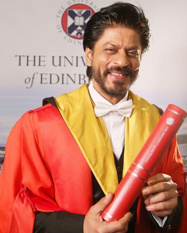 11 Inspiring Things SRK Said In His Edinburgh Speech That Will ...