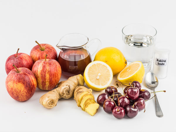 apple cider vinegar reduce uric acid best foods for gout sufferers can garlic lower uric acid