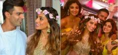 Bipasha Basu And Karan Singh Grover's 'Monkey Wedding' Celebrations Begin, Give Us Major Goals