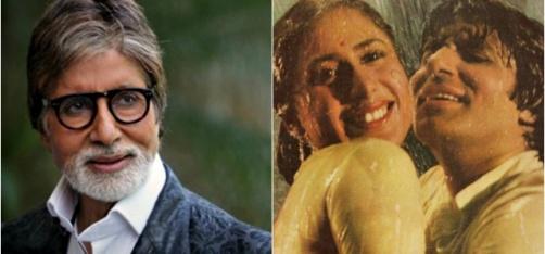 Smita Patil Was Uncomfortable During The Shooting Of 'Namak Halaal', Says Amitabh Bachchan