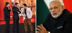 Modi To Do The Unthinkable, Will Bring Shah Rukh, Salman And Aamir Khan Together!