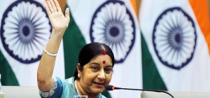 Someone Asks Sushma Swaraj 'Are You Real?' 7 Minutes Later, Her Response Wins The Day