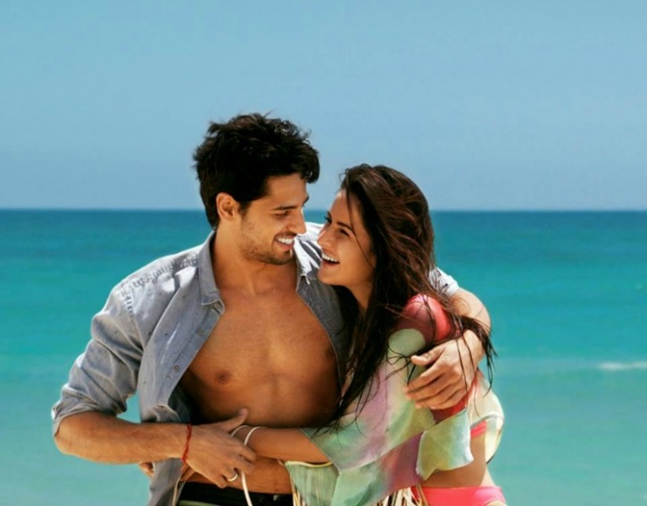 Katrina and Sidharth