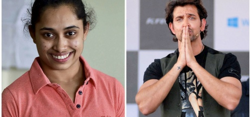 Hrithik Roshan Explains How Dipa Karmakar's Courage Has Made Him Her Biggest Fan For Life!