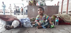 3-Year-Old Boy Found Playing Next To His Parents' Dead Bodies At Karnataka Railway Station