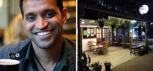 Once An Orphan, This Guy Opened A Cafe For The Poor So That Everyone Can Enjoy A Cup Of Coffee