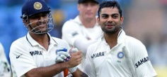 MS Dhoni Has Full Faith In Virat Kohli, Feels India Can Top Test Rankings By End Of The Season