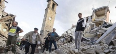 Almost 250 Dead. These Pictures Will Show You The Horror Of Italy's Earthquake Which Destroyed An Entire Town