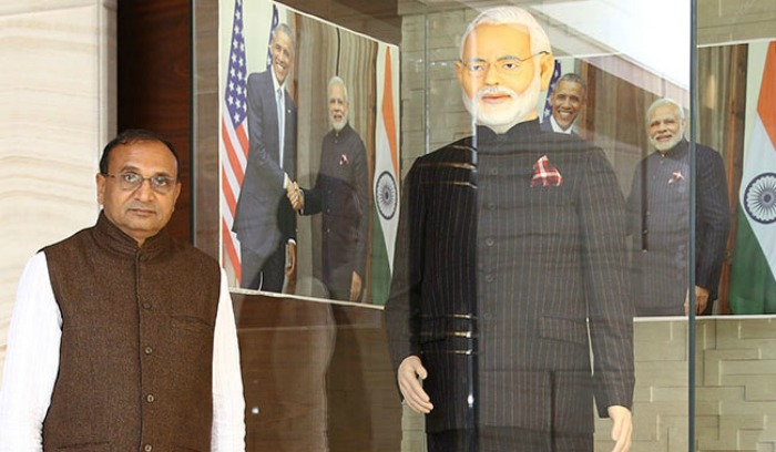 Modi's Suit Enters Guinness World Records As The Most Expensive